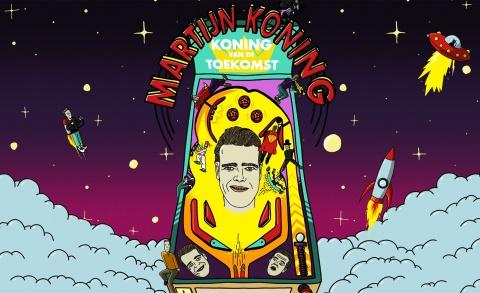 Koning van de toekomst - Martijn Koning