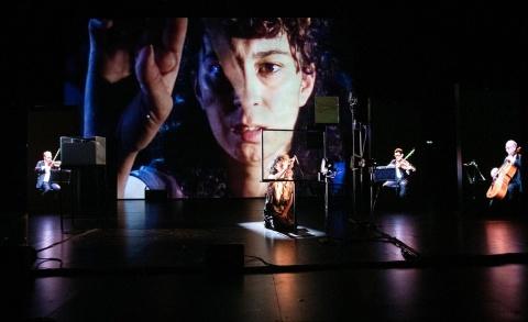 Antigone in Molenbeek en Tiresias (tweeluik) - Toneelhuis | Guy Cassiers (Theaterreis naar Hasselt) 14.05.2022