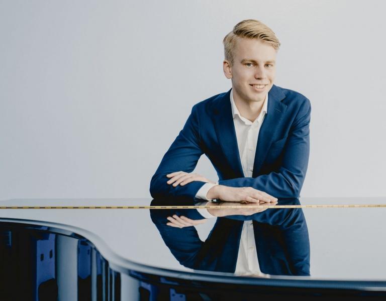 Meesterlijke pianisten - Ramon van Engelenhoven