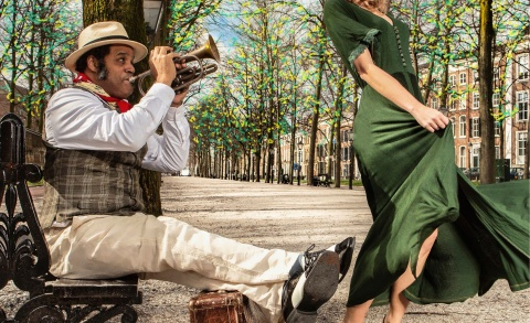 Swingin' Paris - The Legends ft. Michael Varekamp