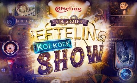 Efteling Theaterproducties - De Grote Efteling Koekoek Show 8+