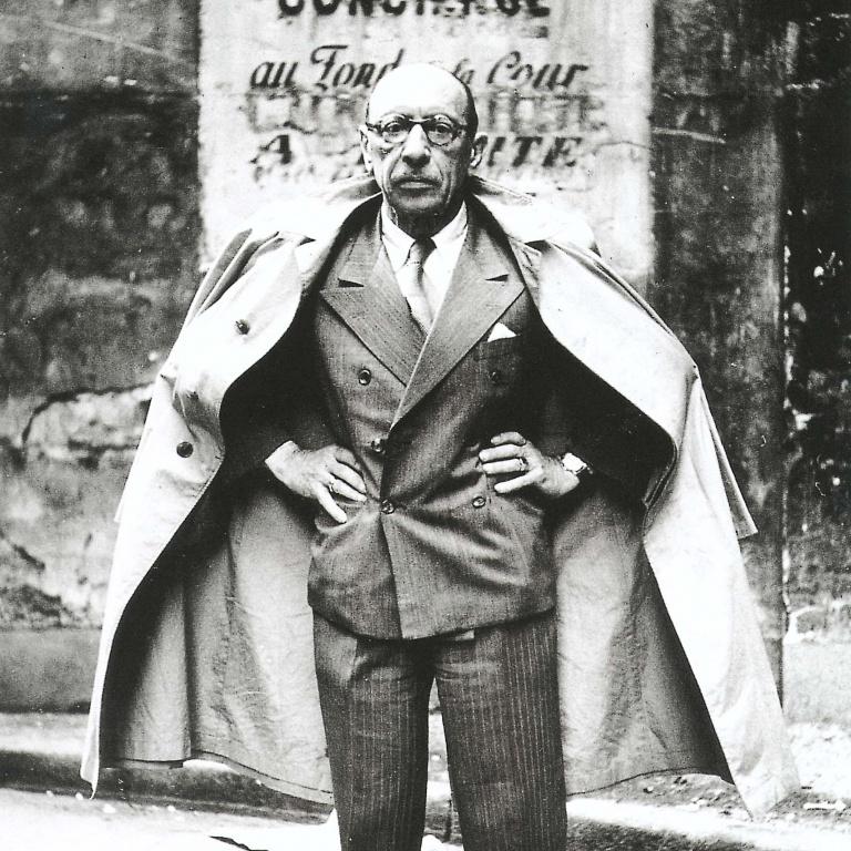 philharmonie zuidnederland - Componistendag 2020 - Igor Stravinsky