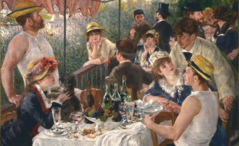 Ko van Dun, Jan Ezendam - Parijs 1900