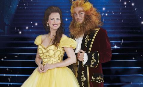 Belle en het Beest, de musical 4+
